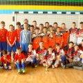 Команда Іршанської ДЮСШ зайняла ІІІ місце у Всеукраїнському чемпіонаті з футзалу