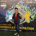 Студент Житомирського агроуніверситету - чемпіон України з пауерліфтингу та окремих вправ