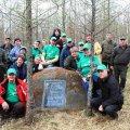 На Житомирщині росте десята ділянка «журналістського» лісу