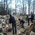 Овруцьким РВ філії Центру пробації у Житомирській області проведено перевірка виконання засудженими громадських робіт