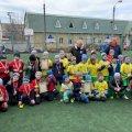 """Наймолодші вихованці """"Полісся"""" виграли дитячий футбольний турнір"""