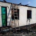 Пожар в сельской школе села Салы. Поджог? Зачем?