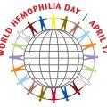 17 квітня – Всесвітній день боротьби з гемофілією