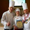 Учениця Головинського вищого училища - серед кращих кухарів Житомирщини