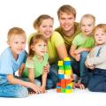 На Житомирщині майже 2 тис. багатодітних родин звернулися за державною допомогою на дітей