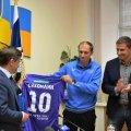 Житомирська міська рада планує підписати новий меморандум про співпрацю з ФК ІнБев Житомир