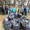 На Житомирщині в День довкілля екологи долучились до прибирання та посадки дерев