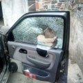 У Коростишеві через забутий гаманець в автівці розбили скло
