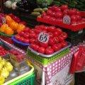 На Житньому ринку вже можна придбати українські помідори