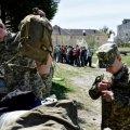 На Житомирщині військовослужбовці строкової служби поповнюють лави Десантно-штурмових військ