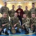 Команда ЖВІ ім. С. П. Корольова посіла 2 місце на чемпіонаті з армспорту