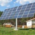 В Україні заборонили встановлювати домашні сонячні панелі на землі