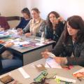 В Житомирі відбувся арт-терапевтичний тренінг для безробітніх жінок