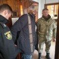 Житомирські прикордоннки затримали чоловіка, який вже 6 років у розшуку. ФОТО