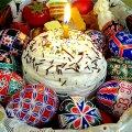 На Великдень у Житомирі освячуватимуть паски та розіб'ють 100-кілограмову шоколадну писанку