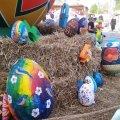 Як житомиряни святкують Великдень в центрі міста. ФОТО