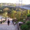 Як в Житомирі відбувається реконструкція набережної парку. ФОТО