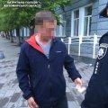 В Житомирі патрульні оперативно затримали осіб, які ймовірно скоїли розбій