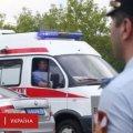У Росії перекинувся автобус з українцями. Є постраждалі
