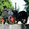 Музей локомотивного депо, що в Коростені, відвідують навіть іноземні туристи. ФОТО