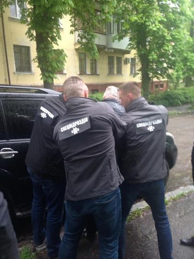 СБУ викрила на хабарі у тисячу доларів США посадовця Житомирської міської ради