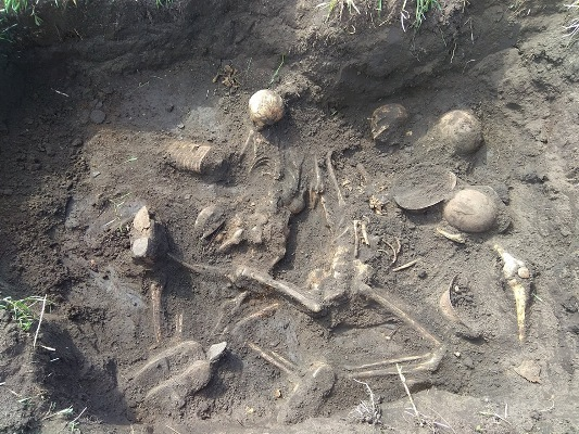 Запеклі бої під Бердичевом у 1941-му році: жахлива знахідка допомогла відкрити страшну правду