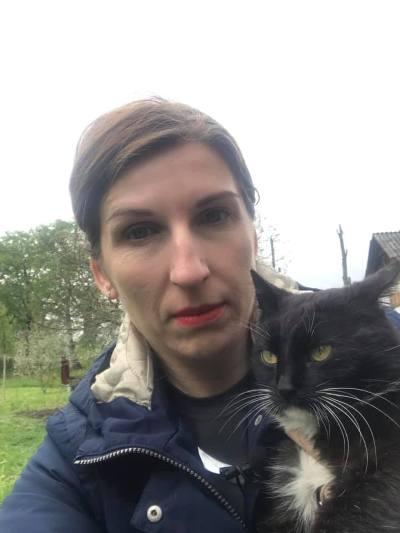 На Западе Украины измученный кот Мурчик прошел 300 километров, чтобы вернуться из Луцка в родное село