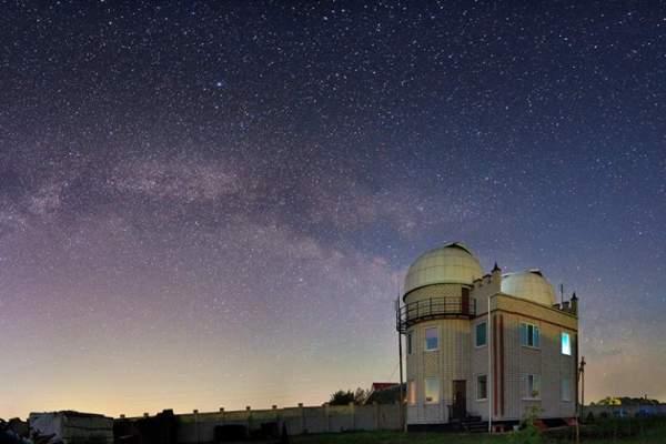 """На Житомирщині є єдина в Україні приватна астрономічна обсерваторія """"Липневий ранок"""". ФОТО"""