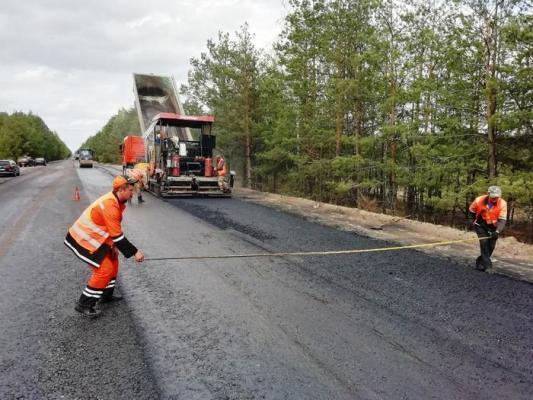Поточні середні ремонти на шляхах державного значення Житомирщини виходять на фінішну пряму