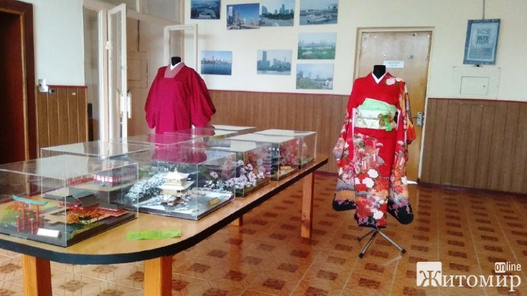 Житомир готується до фестивалю японської культури. ФОТО