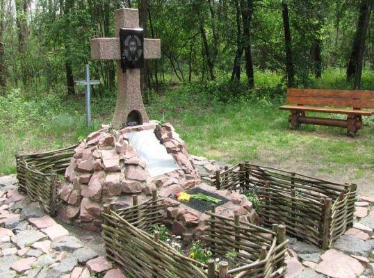 Кип'ячевський чоловічий монастир Казанської ікони Божої Матері на Житомирщині є популярним місцем паломництва. ФОТО