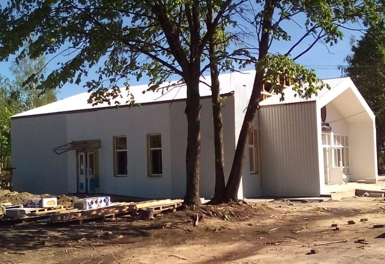 Як будується 21 амбулаторія нового зразка на Житомирщині. ФОТО