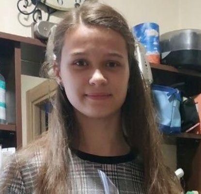 У Житомирі зникла неповнолітня дівчина.ФОТО