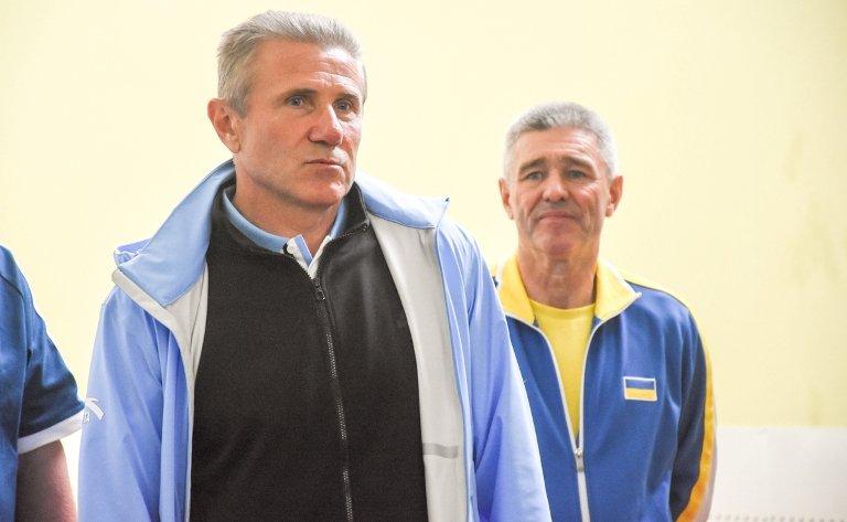 Президент НОК України оглянув стадіон «Полісся» та вручив житомирським спортсменам олімпійський прапор