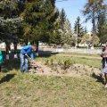 Олевським РС філії Центру пробації у Житомирській області здійснено перевірку громадських робіт