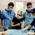 """У КП """"Центр захисту тварин"""" пройшов тренінг австрійського ветеринарного лікаря"""
