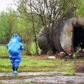 В Олевську обговорили ситуацію щодо 3 тонн отрутохімікатів, які горіли напередодні