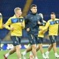 Двох футболістів з Житомирщини викликано до збірної України на матчі червня