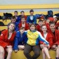 Житомиряни посіли друге загальнокомандне місце на турнірі по самбо в Німеччині