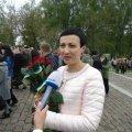 Наталія Леонченко: Незалежно від часу чи влади, ми й наші діти та онуки завжди святкуватимемо День Перемоги