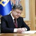 Президент Порошенко присвоїв почесні звання відомим житомирянам: Петру Рудю і отцю Богдану Бойку