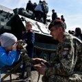 Житомирські артилеристи ДШВ провели День відкритих дверей