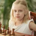 Маленька житомирянка виграла чемпіонат України з шахів
