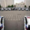 Патрульна поліція отримала 83 гібридні автомобілі Mitsubishi Outlander PHEV нового покоління
