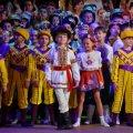 Житомирський академічний ансамбль танцю «Сонечко» відсвяткував 45-річчя