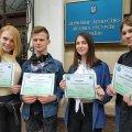 Юні лісівники Овруччини вибороли ІІІ місце в національних змагання лісового господарства