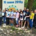 """В Житомирі відбувся турнір з плавання на відкритій воді """"Кубок трьох річок"""""""