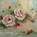 """У Житомирі відбудеться майстер-клас з олійного живопису """"Троянди"""""""