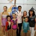 Житомирські спортсмени здобули медалі на Чемпіонаті України з фігурного катання