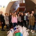 Житомирські студенти відвідали вихованців інтернату. ФОТО